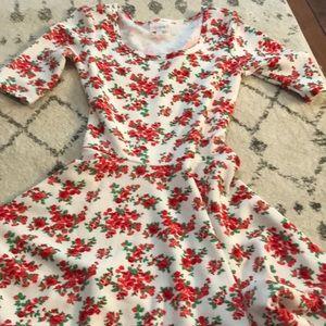 Dresses - Lularoe Nicole XS